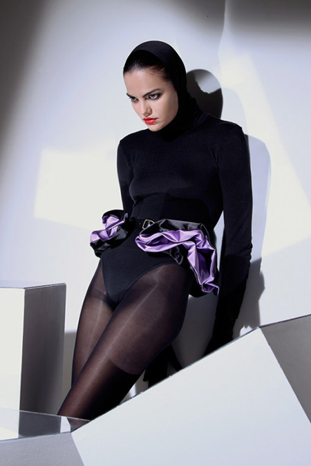 Borba Margo Black and Purple Belt