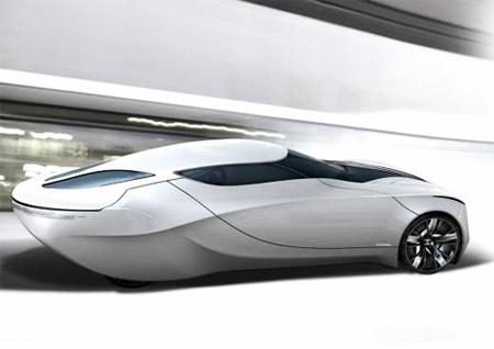 Chanel Fiole Fashion Car