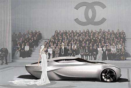 Chanel Fiole Presentation