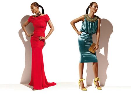 Christy Turlington Escada Dresses