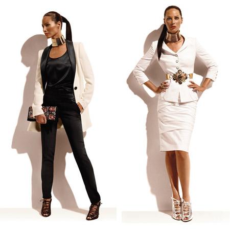 Christy Turlington Escada Fashion