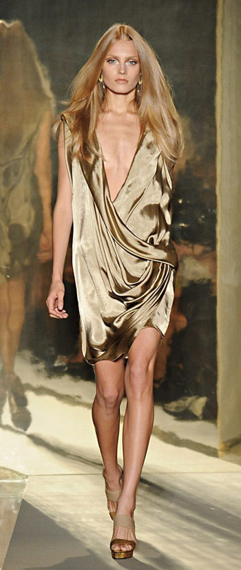 Donna Karan Spring-Summer Fashion