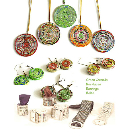Green Veranda Accessories