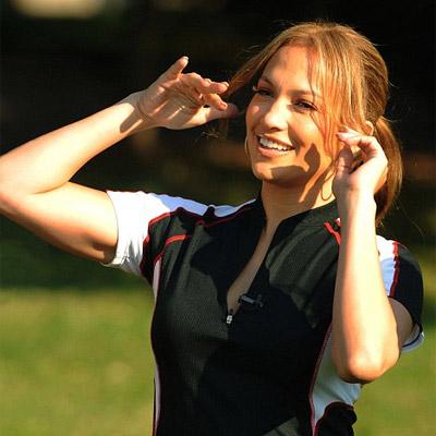 Jennifer Lopez Fitness