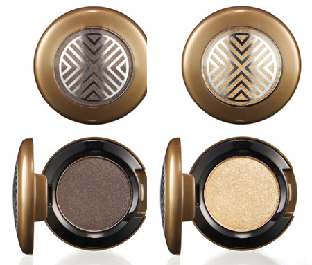 MAC Eyeshadow Night Maneuvers and Soft Force