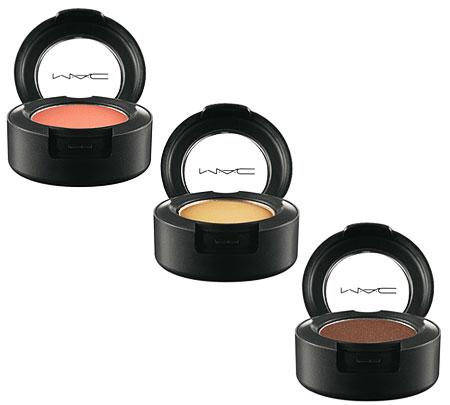 MAC Naked Honey Eyeshadows