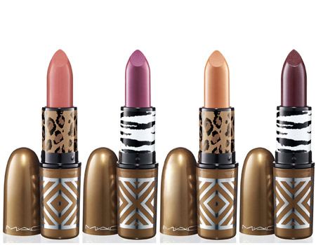 MAC Style Warriors Lipstick