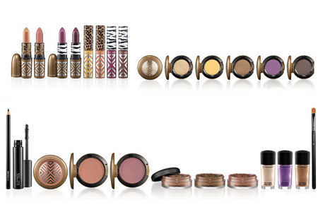MAC Style Warrior Makeup Collection