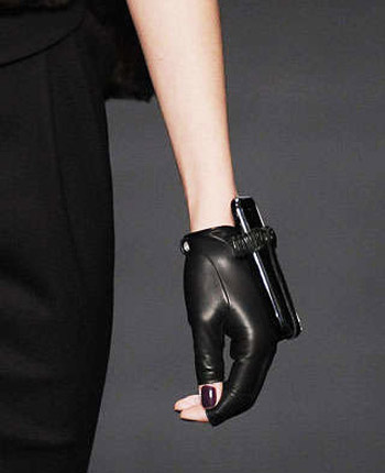 Mobile Glove by Karl Lagerfeld