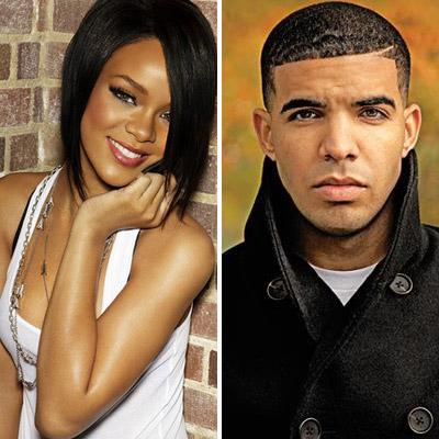 Rihanna and Aubrey Drake Graham