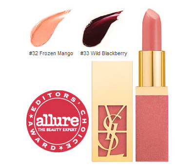 Rouge Pure Shine Sheer Lipstick