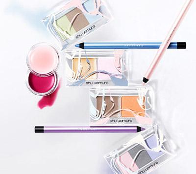 Shu Uemura Mirage Makeup Collection