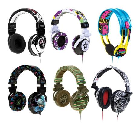 Skullcandy's Decibel Headphones