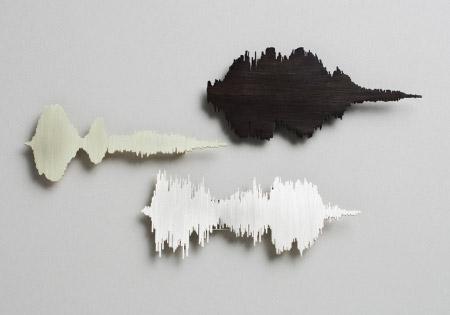 Sound Waves Jewelry Items