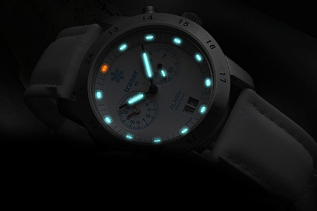 Traser Watch Illumination