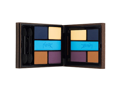 Trésor d'Afrique 5 Color Collector Palette of Eye shadows