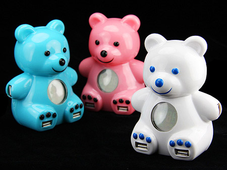 USB Bears Colors