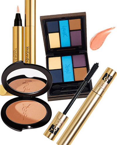 YSL Makeup Collection for Summer 2009 | Beauty Tips & Makeup Guides - Geniusbeauty