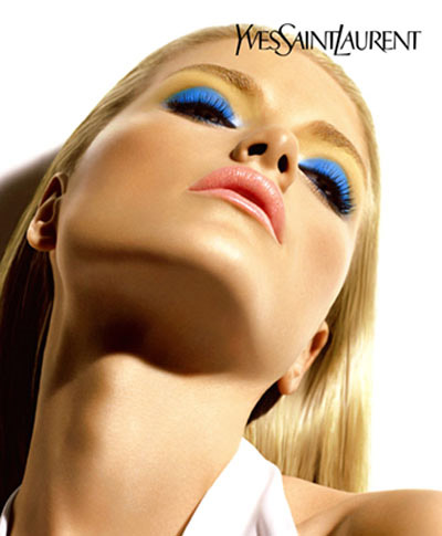 ysl makeup collection for summer 2009  beauty tips
