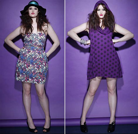Beth Ditto Collection Fashion Dresses