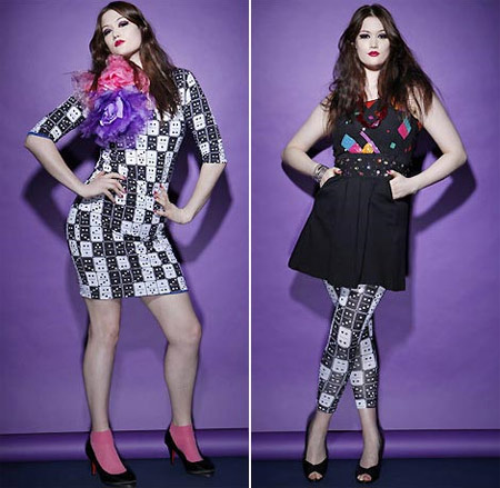 Beth Ditto Fashion Clothes