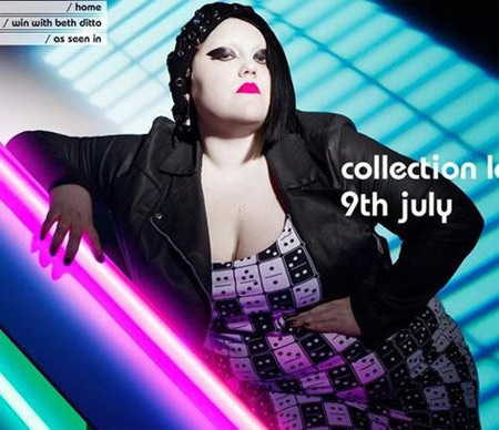 Beth Ditto Plus Size Collection