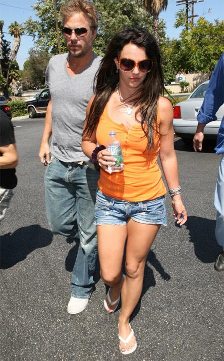Britney and Her New Boyfriend