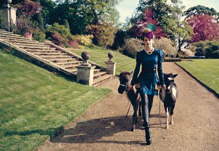 Emma Watson Fairytale Fashion