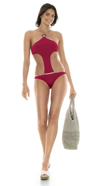Benetton One Piece Swimsuit