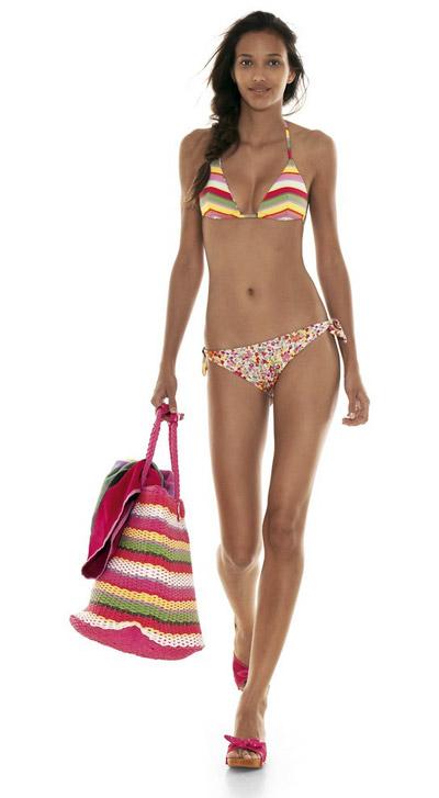 Benetton Rainbow Bikini