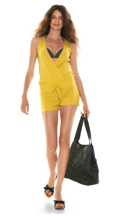 Benetton Summer Lingerie Collection