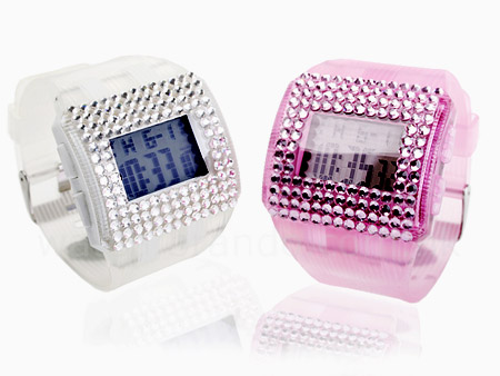Bling Bling Digital Watches