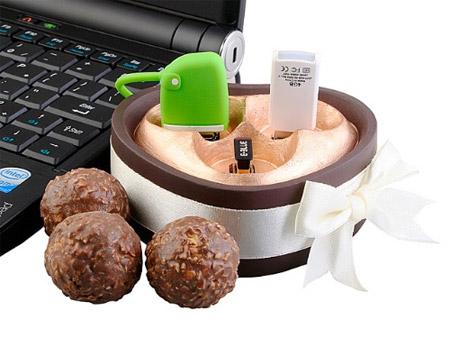Chocolate Truffles USB Hub
