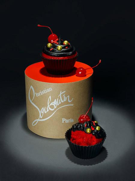 Christian Louboutin Cupcakes