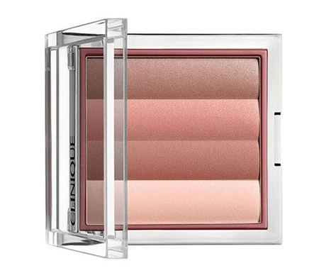 Clinique Shimmering Stripes Powder Blusher