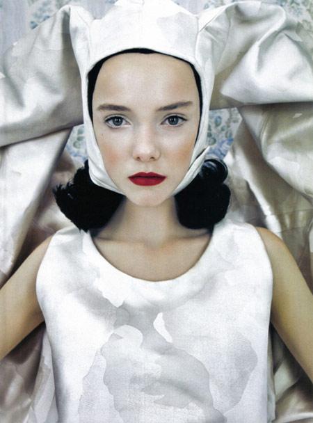 Imogen White Hat