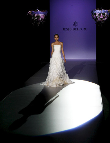 Jesus Del Pozo Wedding Dress