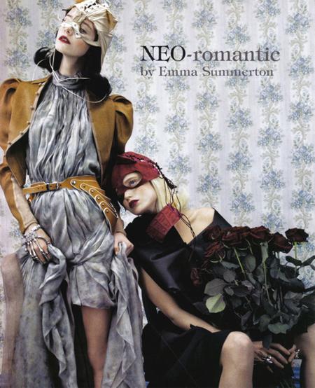 Neo Romantic Emma Summerton Photoset