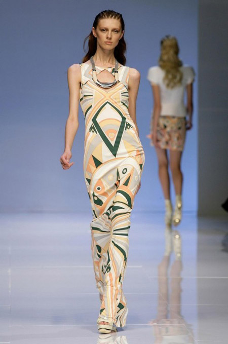 Pucci Long Dress