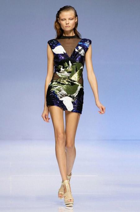 Pucci Sparkling Mini Dress