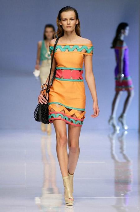 Pucci Tri Color Dress