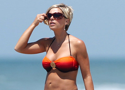 Kate Gosselin Single Vacation