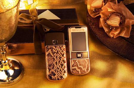 Via Veneto Luxury Phones Gift Set