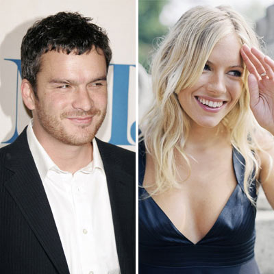 balthazar getty and sienna miller. Balthazar Getty and Sienna