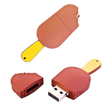 Brando Chocolate Popsicle Flash Drive