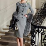Christian-Dior-Classic-Elegant-Grey-Suit