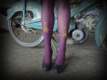 Death or Glory Tights