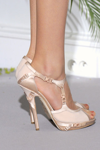 Dior Haute Couture Shoes