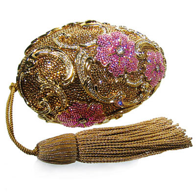 Judith Leiber Faberge Egg Bag