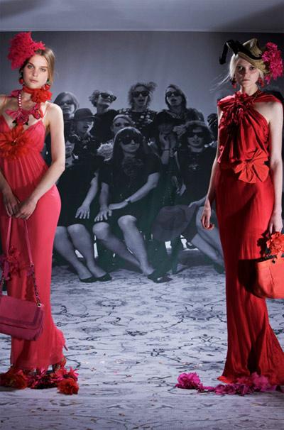 Lanvin Scarlett Dresses